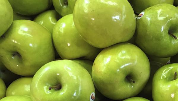 Manzana verde final